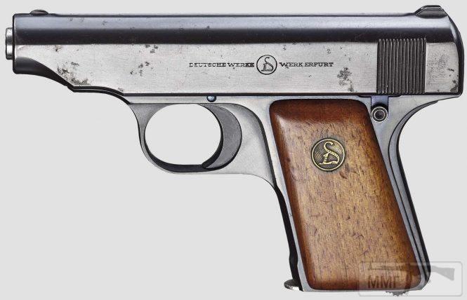 43947 - Пистолет Ортгис (Ortgies pistol).