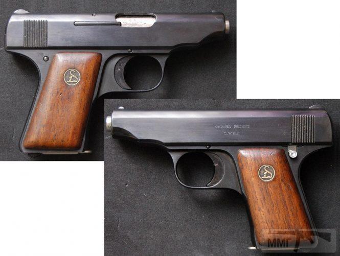 43948 - Пистолет Ортгис (Ortgies pistol).