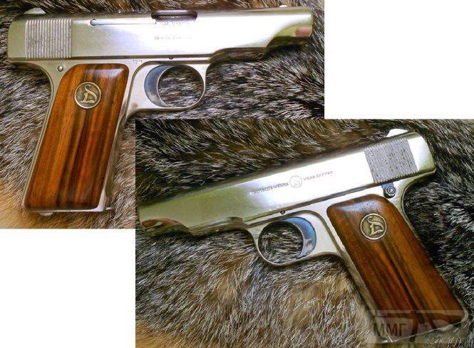 43951 - Пистолет Ортгис (Ortgies pistol).