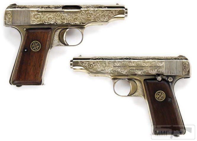43952 - Пистолет Ортгис (Ortgies pistol).