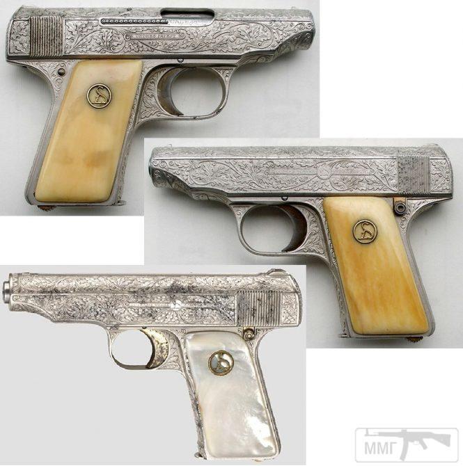 43953 - Пистолет Ортгис (Ortgies pistol).