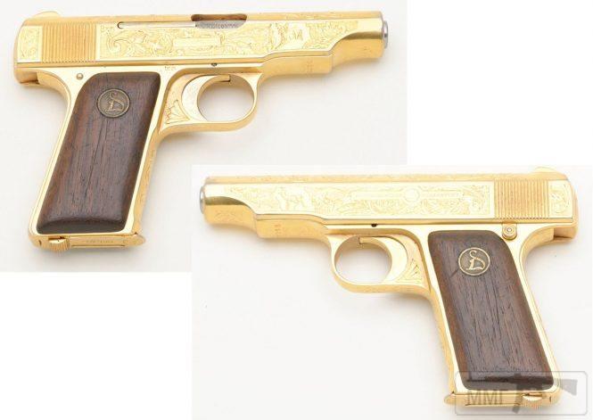 43955 - Пистолет Ортгис (Ortgies pistol).