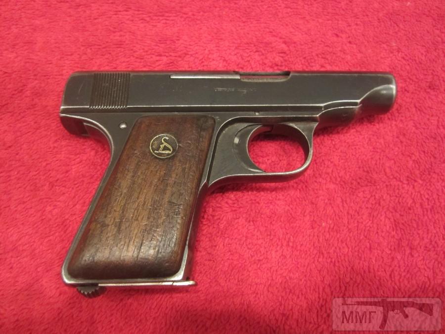 43956 - Пистолет Ортгис (Ortgies pistol).