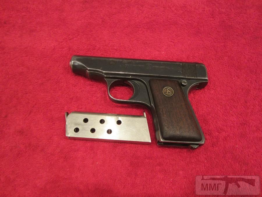 43957 - Пистолет Ортгис (Ortgies pistol).