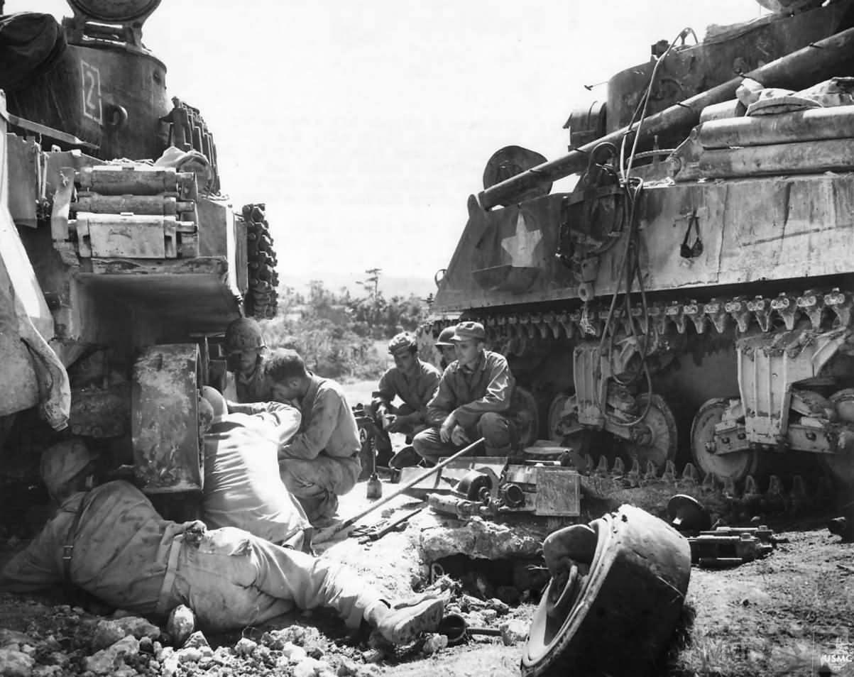 43982 - Военное фото 1941-1945 г.г. Тихий океан.