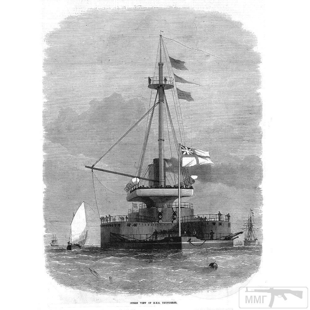 43989 - HMS Thunderer