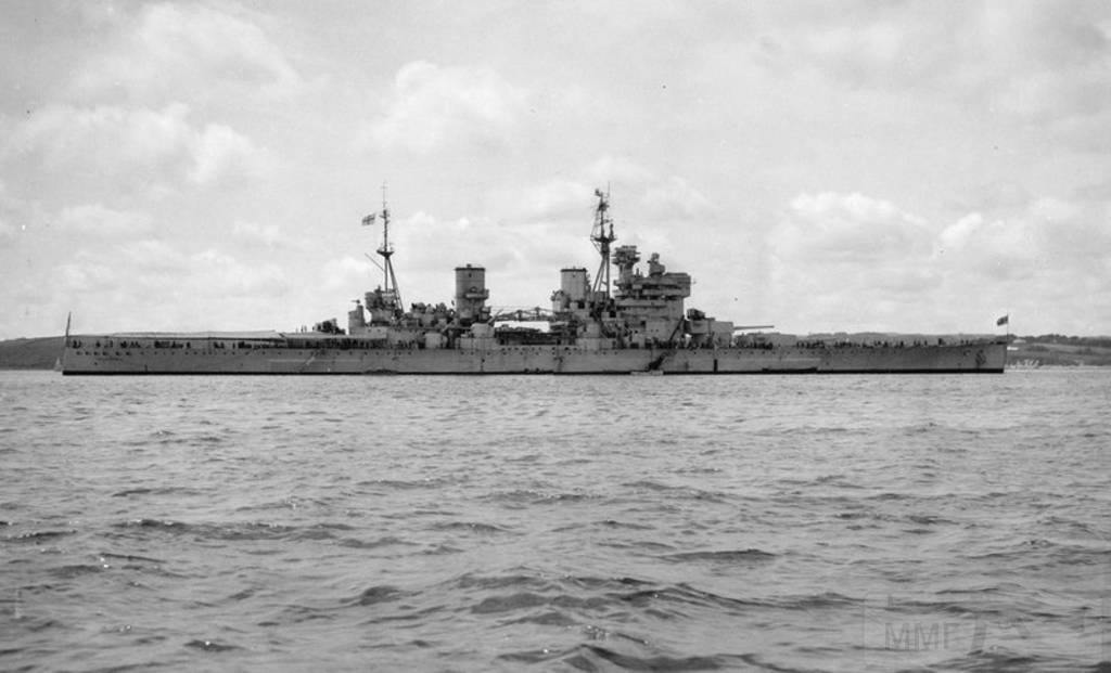 4399 - HMS King George V