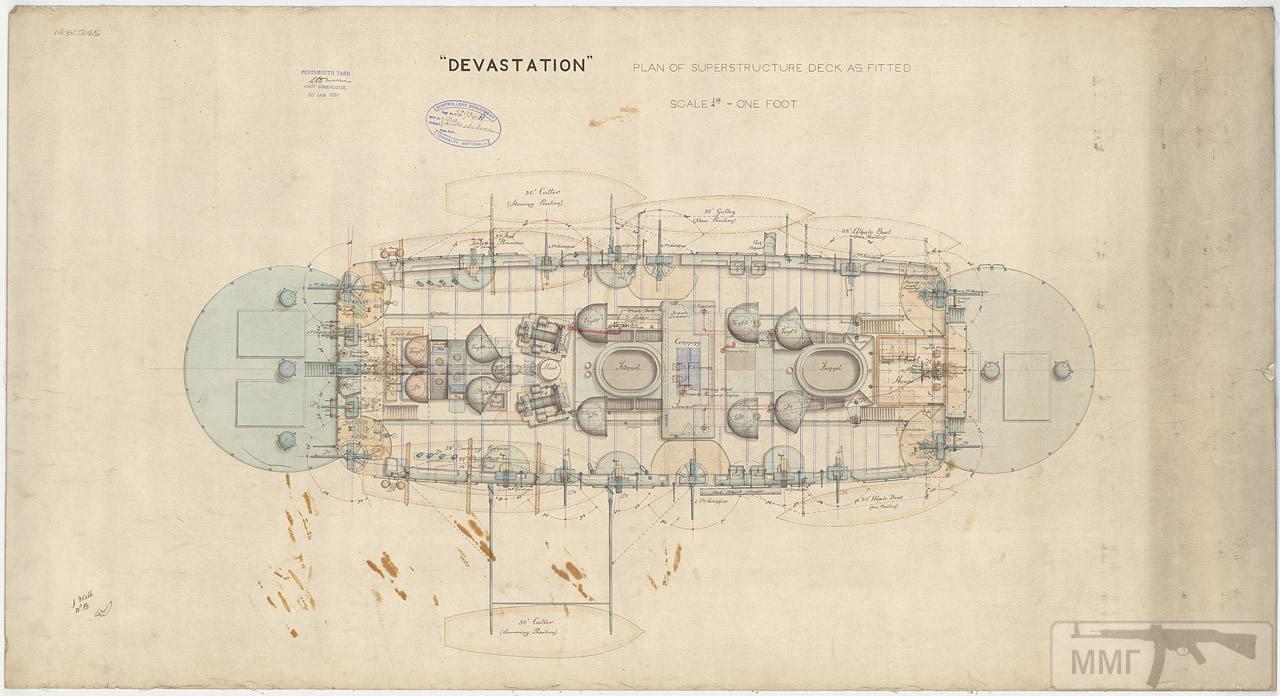 43990 - HMS Devastation