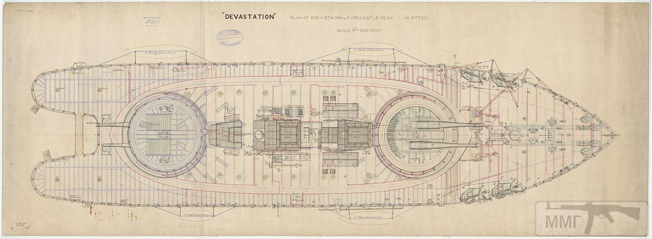 43991 - HMS Devastation