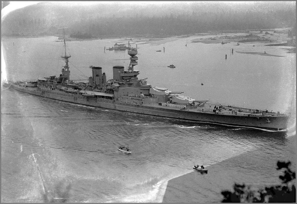 4400 - HMS Hood
