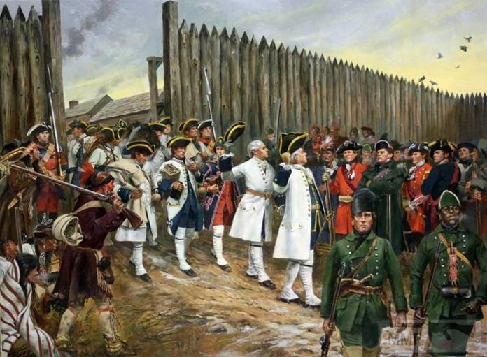 44003 - Война за Независимость Американских Колоний