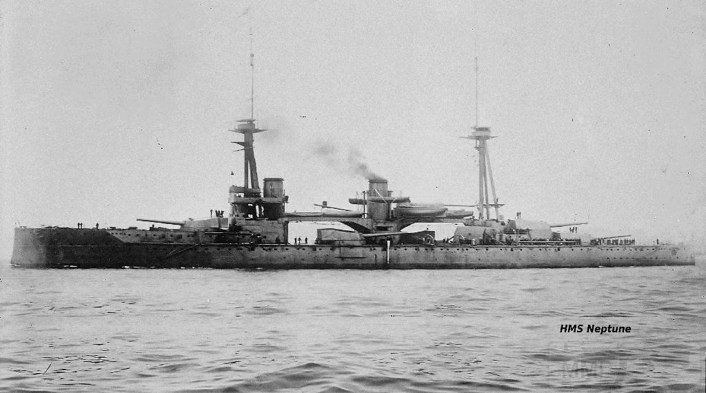 4401 - Броненосцы, дредноуты, линкоры и крейсера Британии