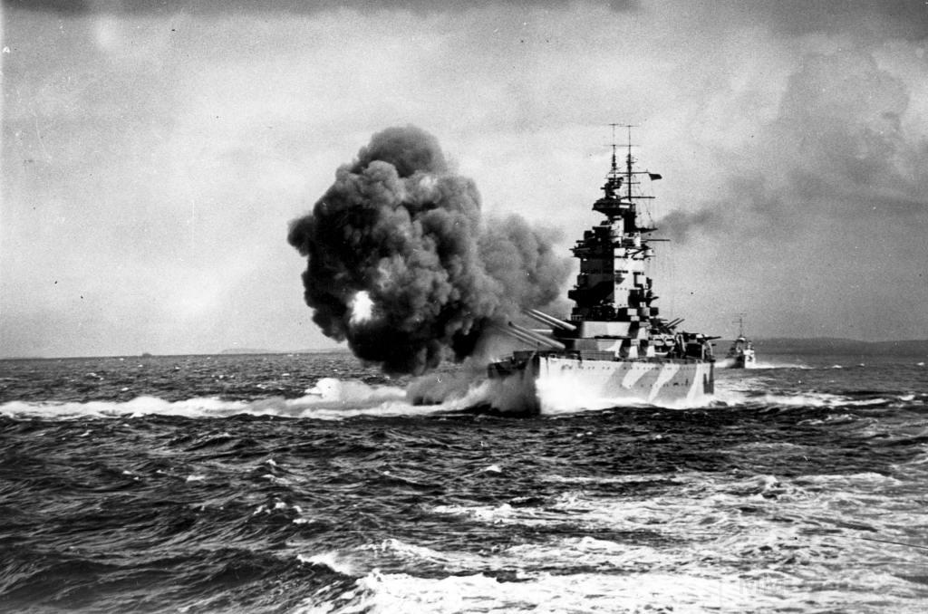 4402 - Nelson Class Battleships