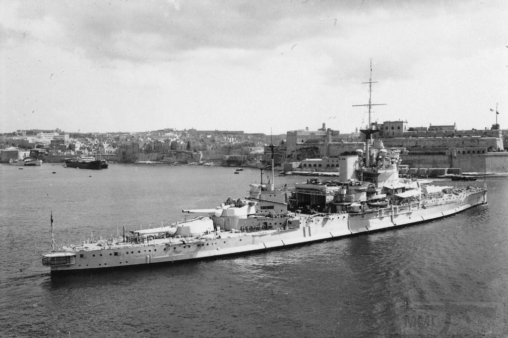 4404 - HMS Warspite