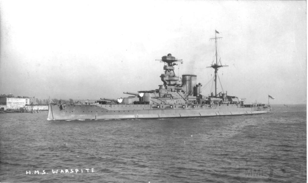 4405 - HMS Warspite