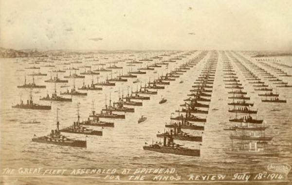 4409 - Броненосцы, дредноуты, линкоры и крейсера Британии