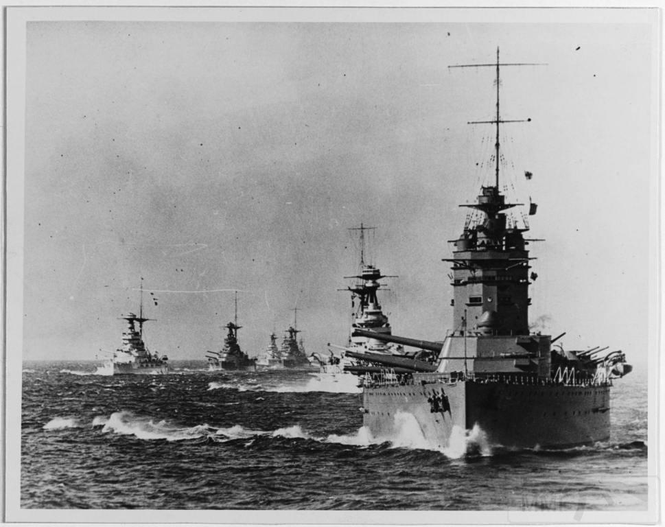 4410 - Броненосцы, дредноуты, линкоры и крейсера Британии
