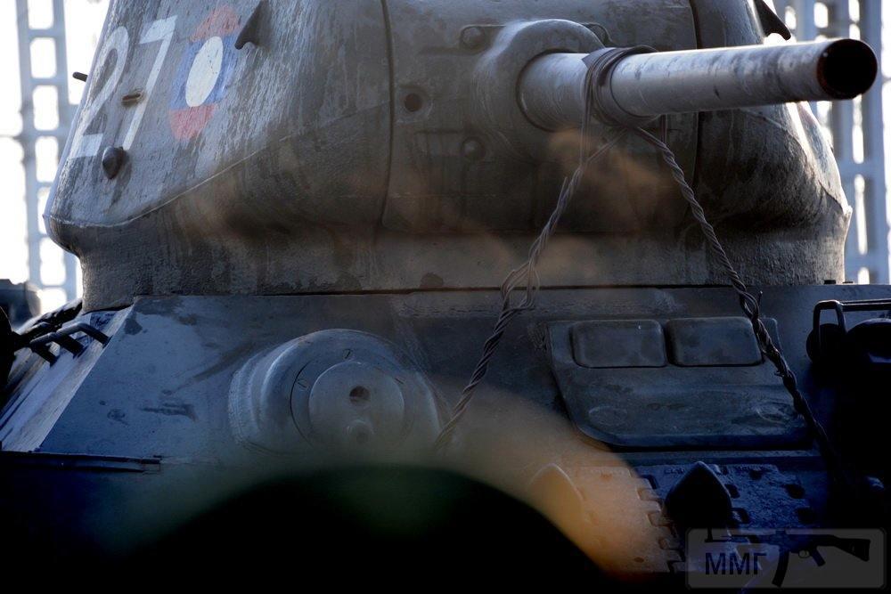 44162 - Послевоенное использование советской бронетехники WW2