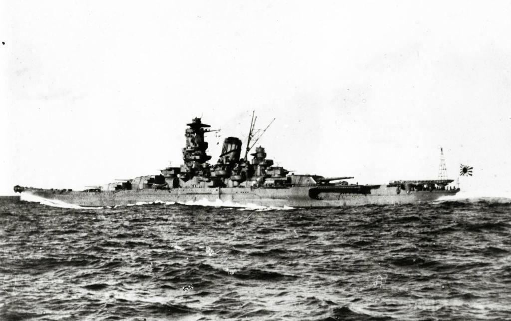 4419 - IJN Yamato, 1941
