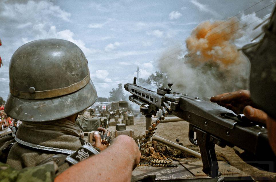 4429 - MG-42 Hitlersäge (Пила Гитлера) - история, послевоенные модификации, клейма...
