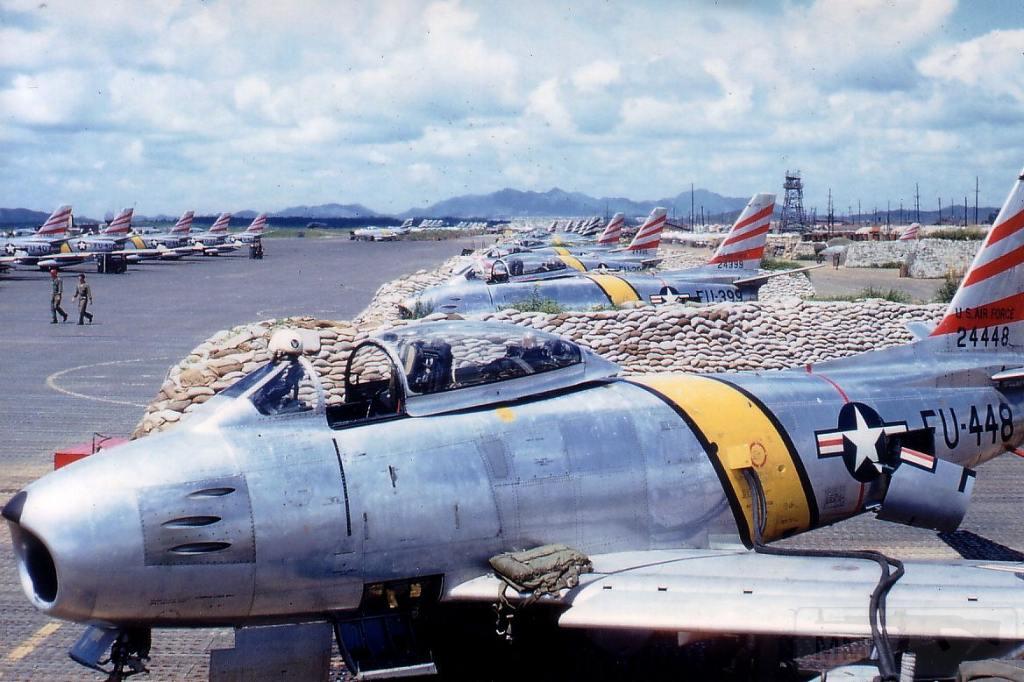 4432 - Война в Корее (25.06.1950 - 27.07.1953)