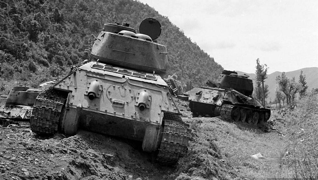 4436 - Война в Корее (25.06.1950 - 27.07.1953)