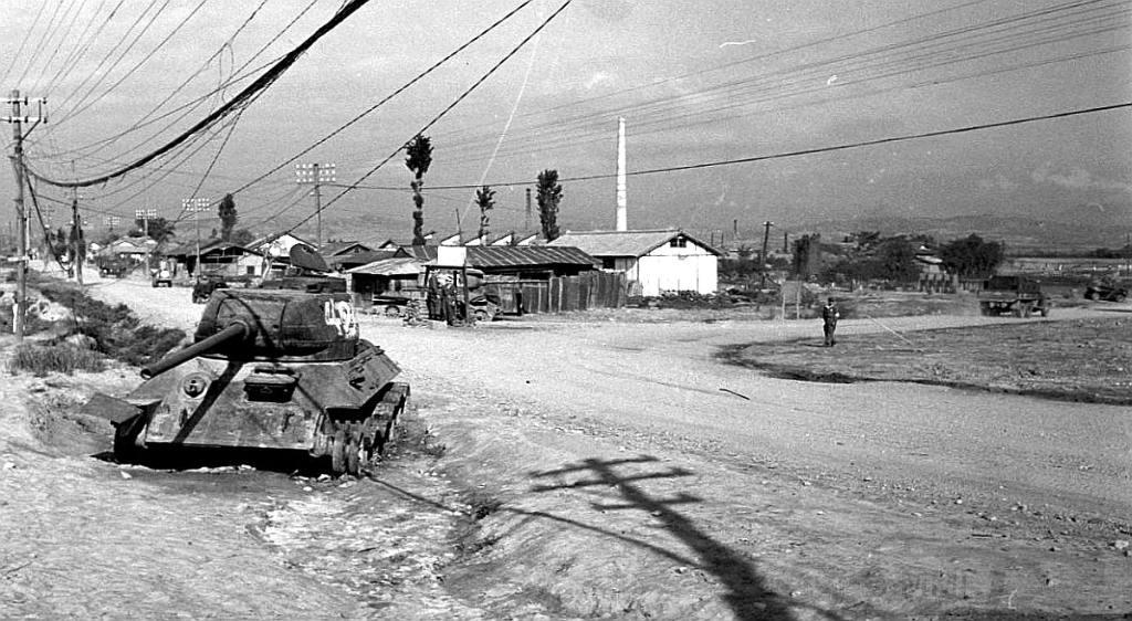 4437 - Война в Корее (25.06.1950 - 27.07.1953)