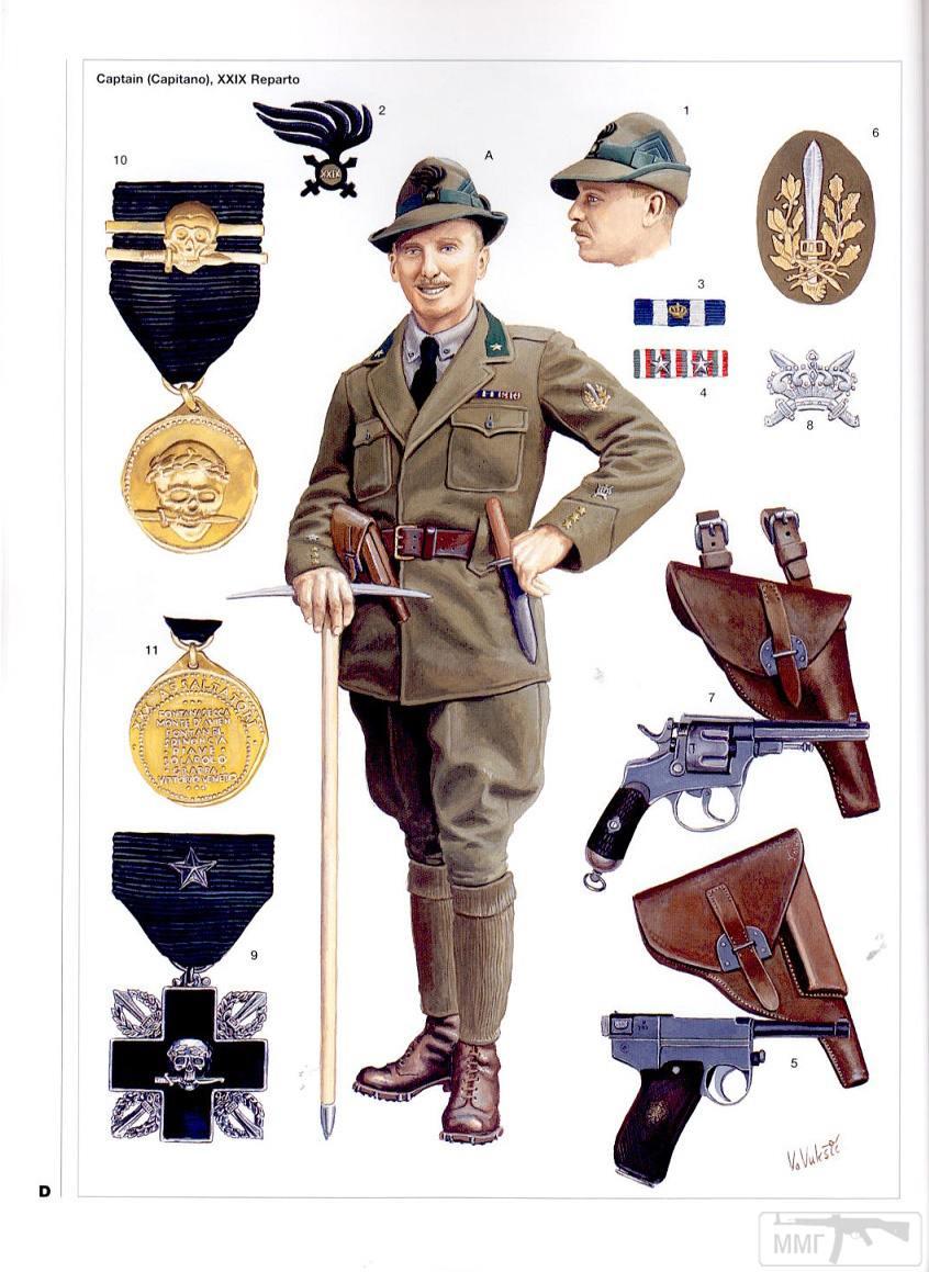 44374 - Первая Мировая, солдаты стран участниц.