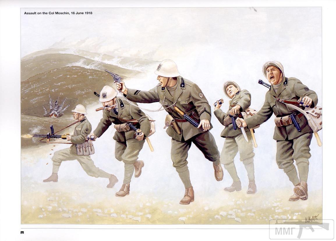 44375 - Первая Мировая, солдаты стран участниц.