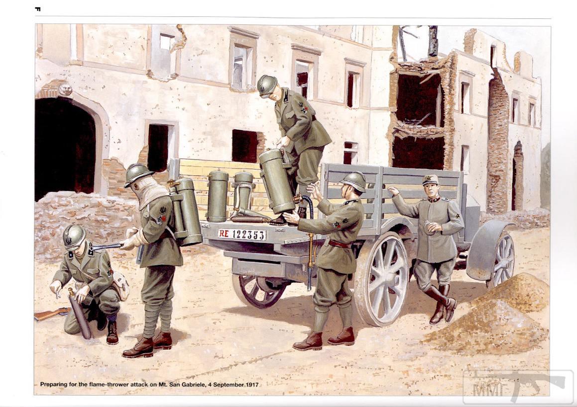 44376 - Первая Мировая, солдаты стран участниц.