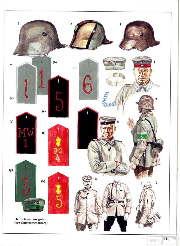 44381 - Первая Мировая, солдаты стран участниц.