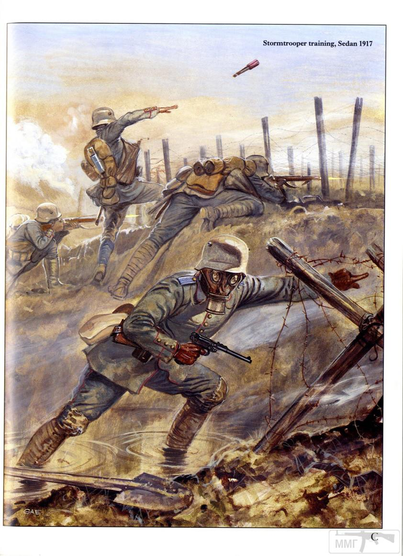 44382 - Первая Мировая, солдаты стран участниц.