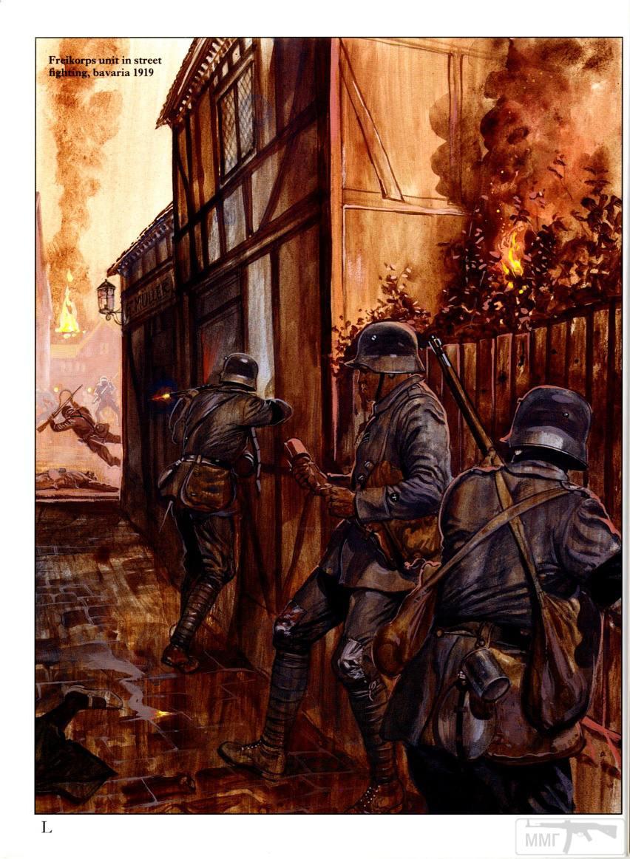 44385 - Первая Мировая, солдаты стран участниц.