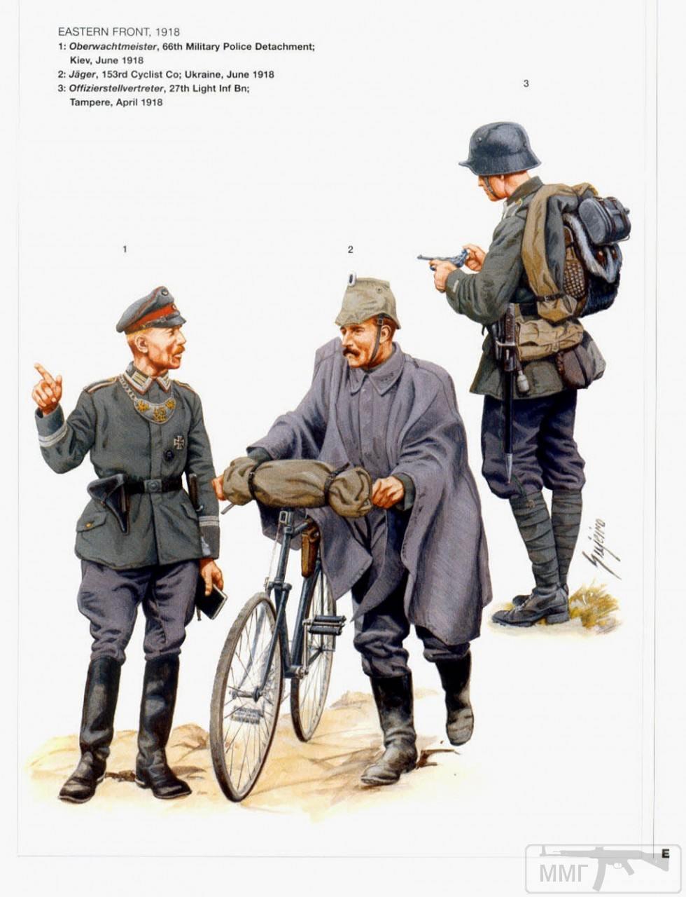 44395 - Первая Мировая, солдаты стран участниц.