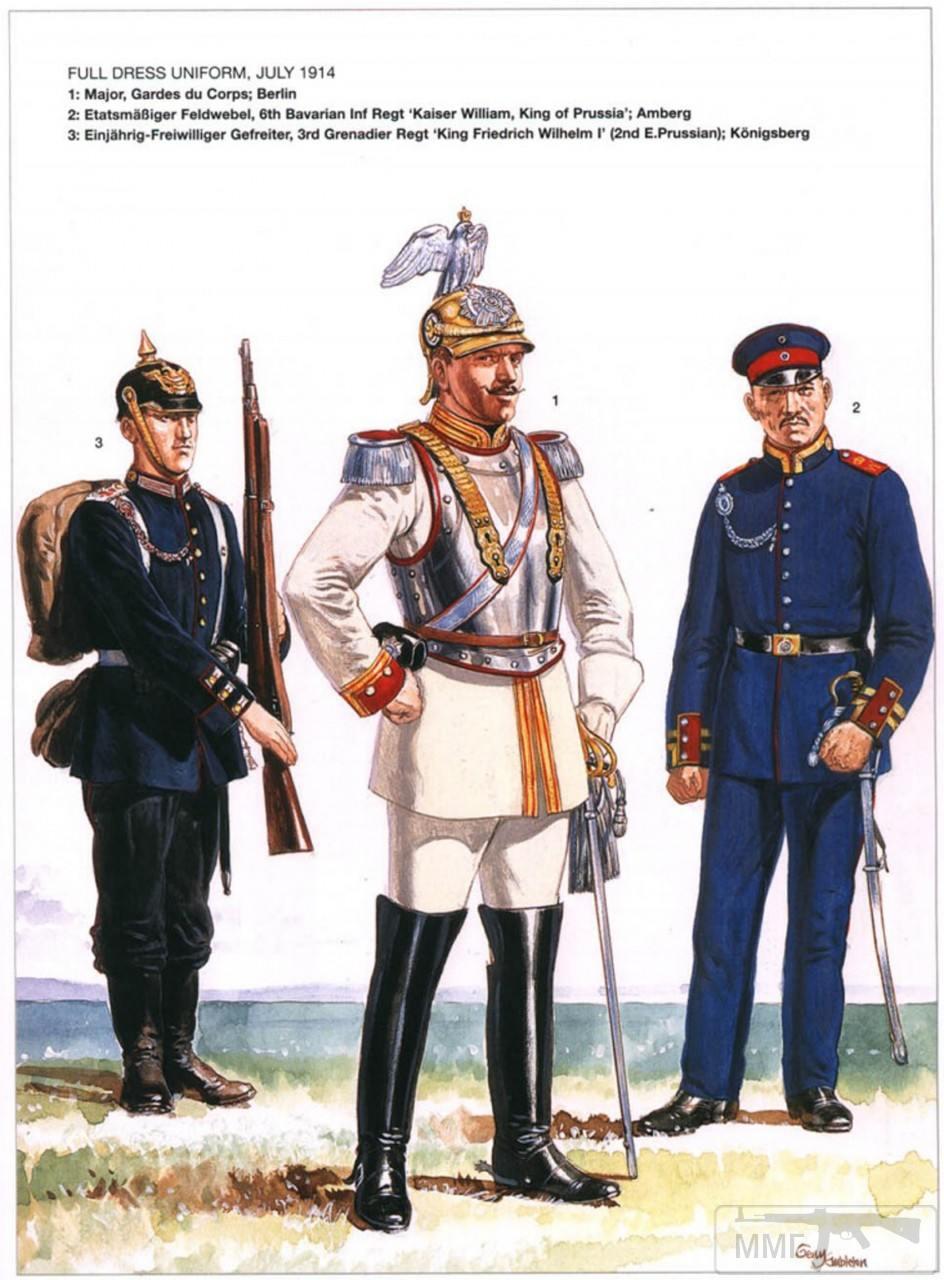 44399 - Первая Мировая, солдаты стран участниц.