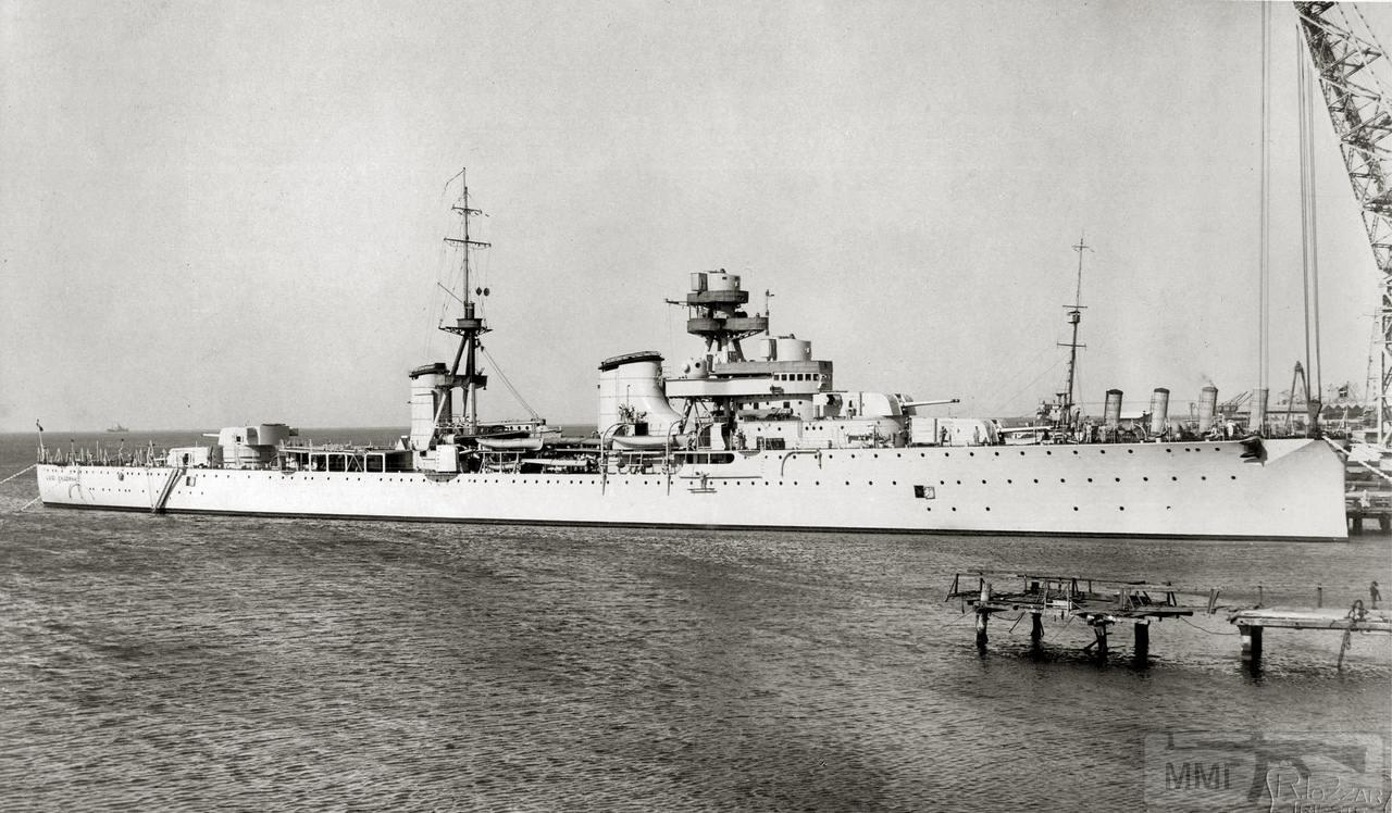 44402 - Легкий крейсер Luigi Cadorna