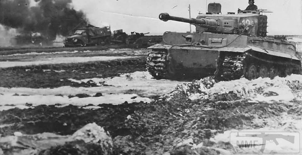 44446 - Военное фото 1941-1945 г.г. Восточный фронт.