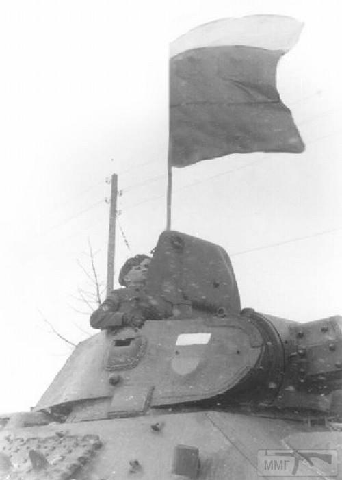 44459 - Послевоенное использование советской бронетехники WW2