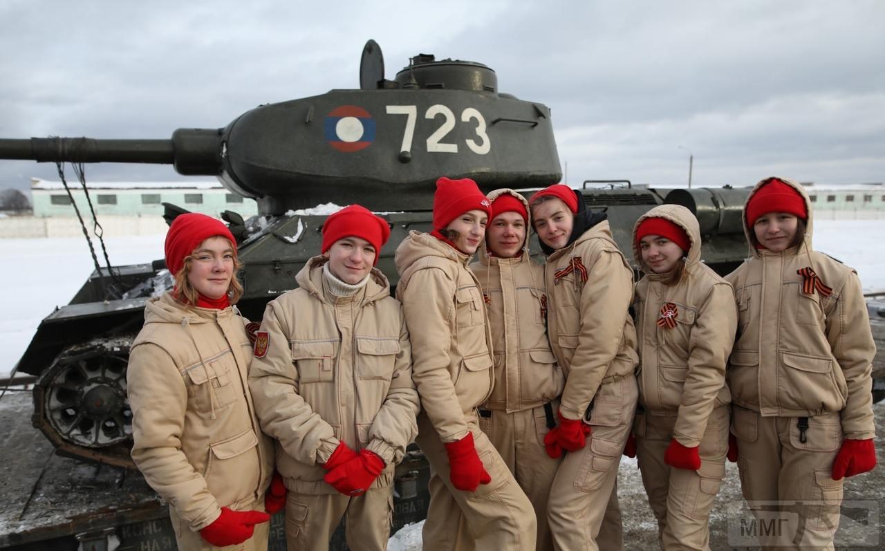 44461 - Послевоенное использование советской бронетехники WW2