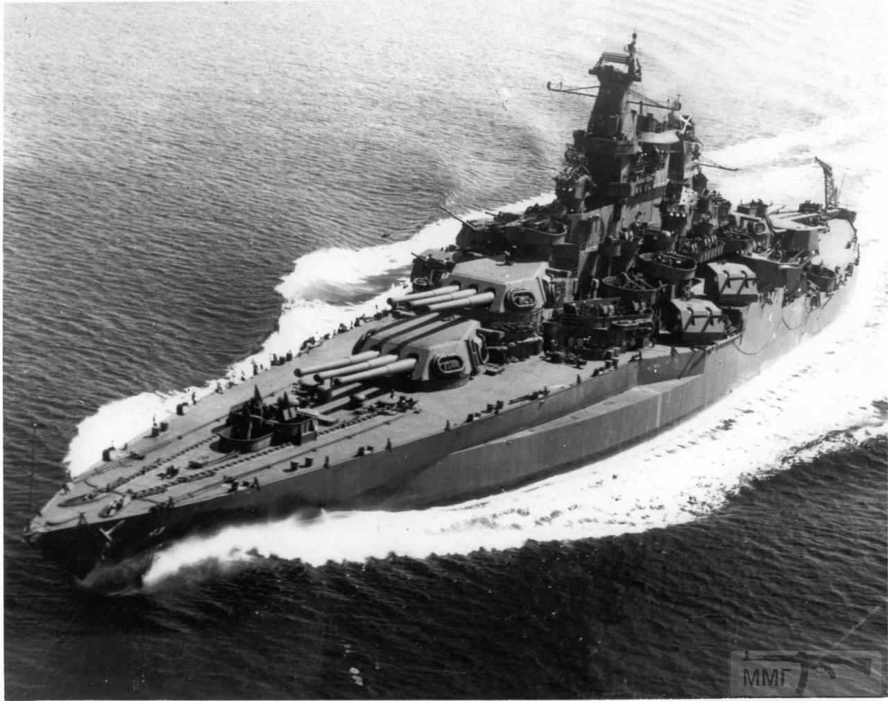 44486 - USS Tennessee (BB-43)