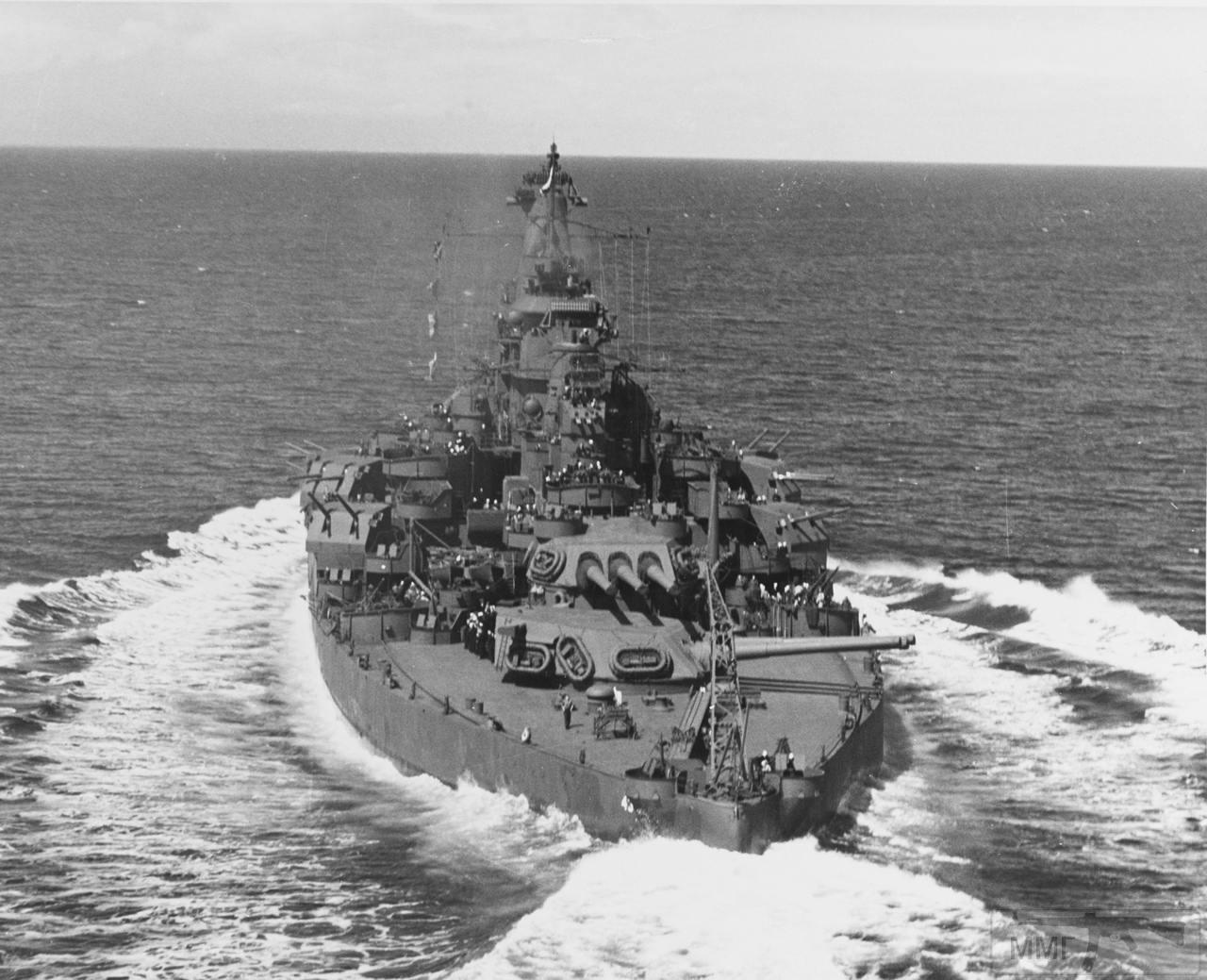 44487 - USS Tennessee (BB-43)