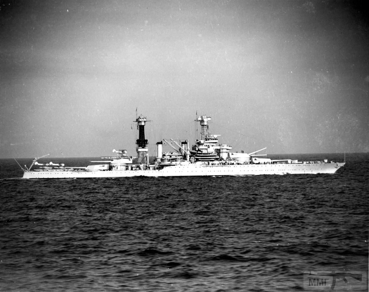 44489 - USS Tennessee (BB-43)