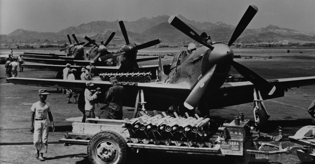 4453 - Война в Корее (25.06.1950 - 27.07.1953)