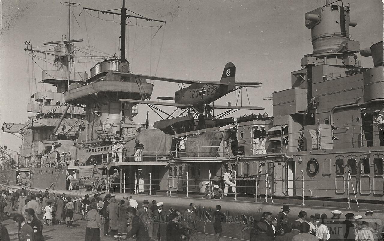 44535 - Легкий крейсер Nürnberg