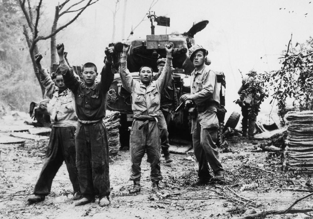 4454 - Война в Корее (25.06.1950 - 27.07.1953)