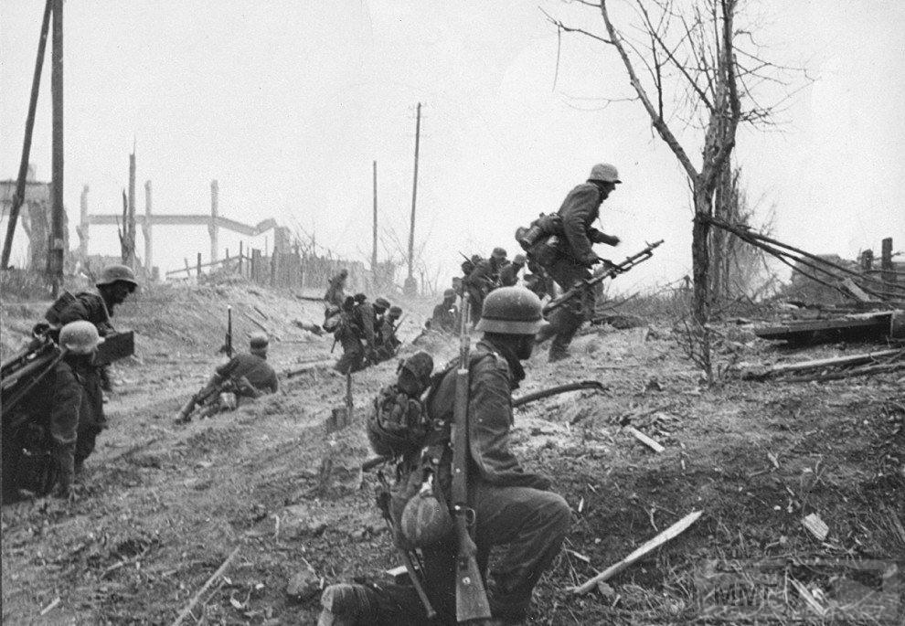44579 - Военное фото 1941-1945 г.г. Восточный фронт.