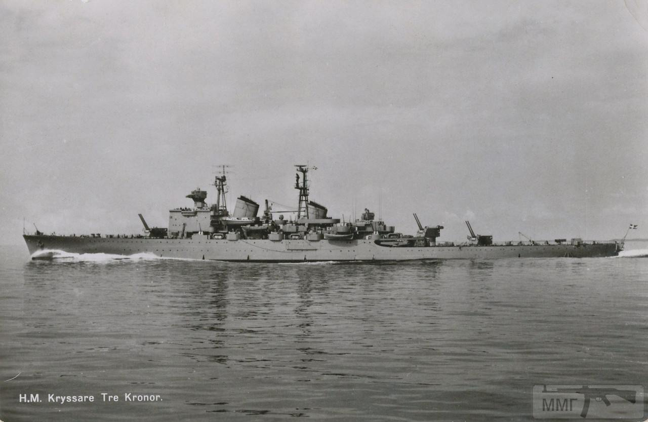 44740 - Легкий крейсер Tre Kronor