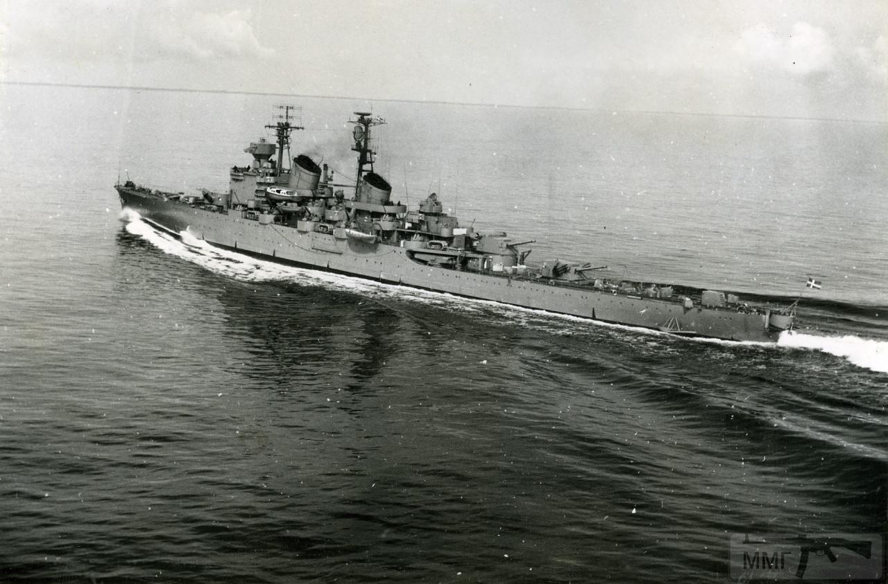44742 - Легкий крейсер Tre Kronor