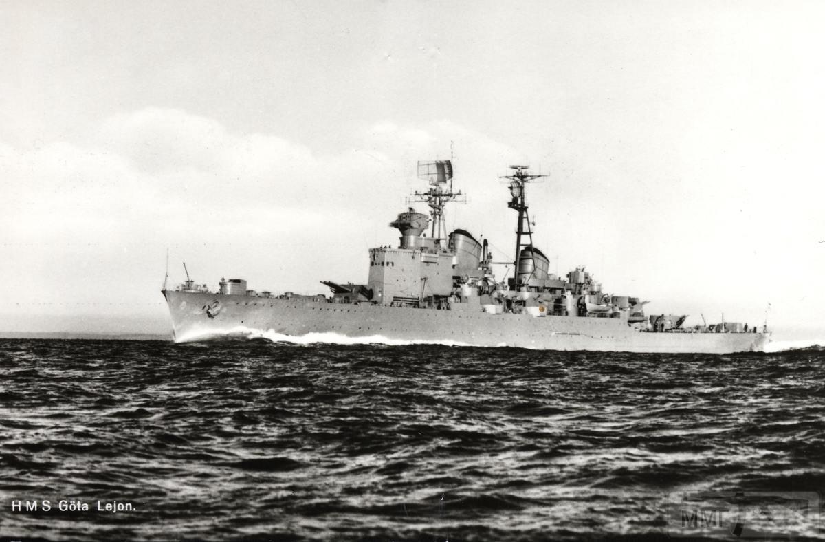 44744 - Легкий крейсер Gota Lejon