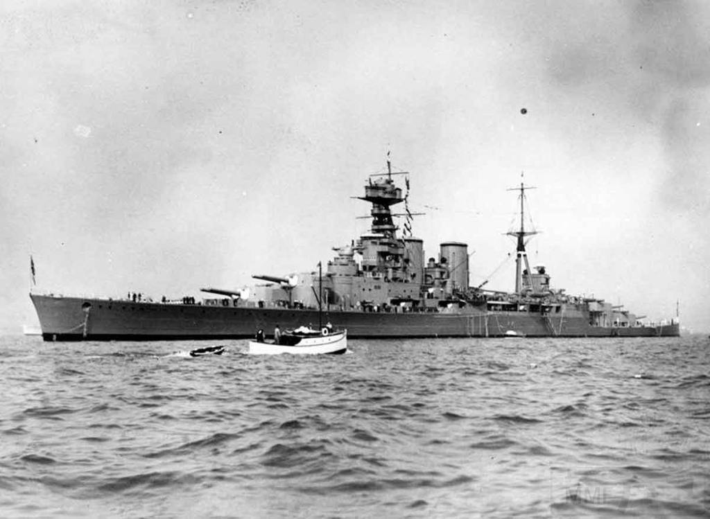 4475 - HMS Hood